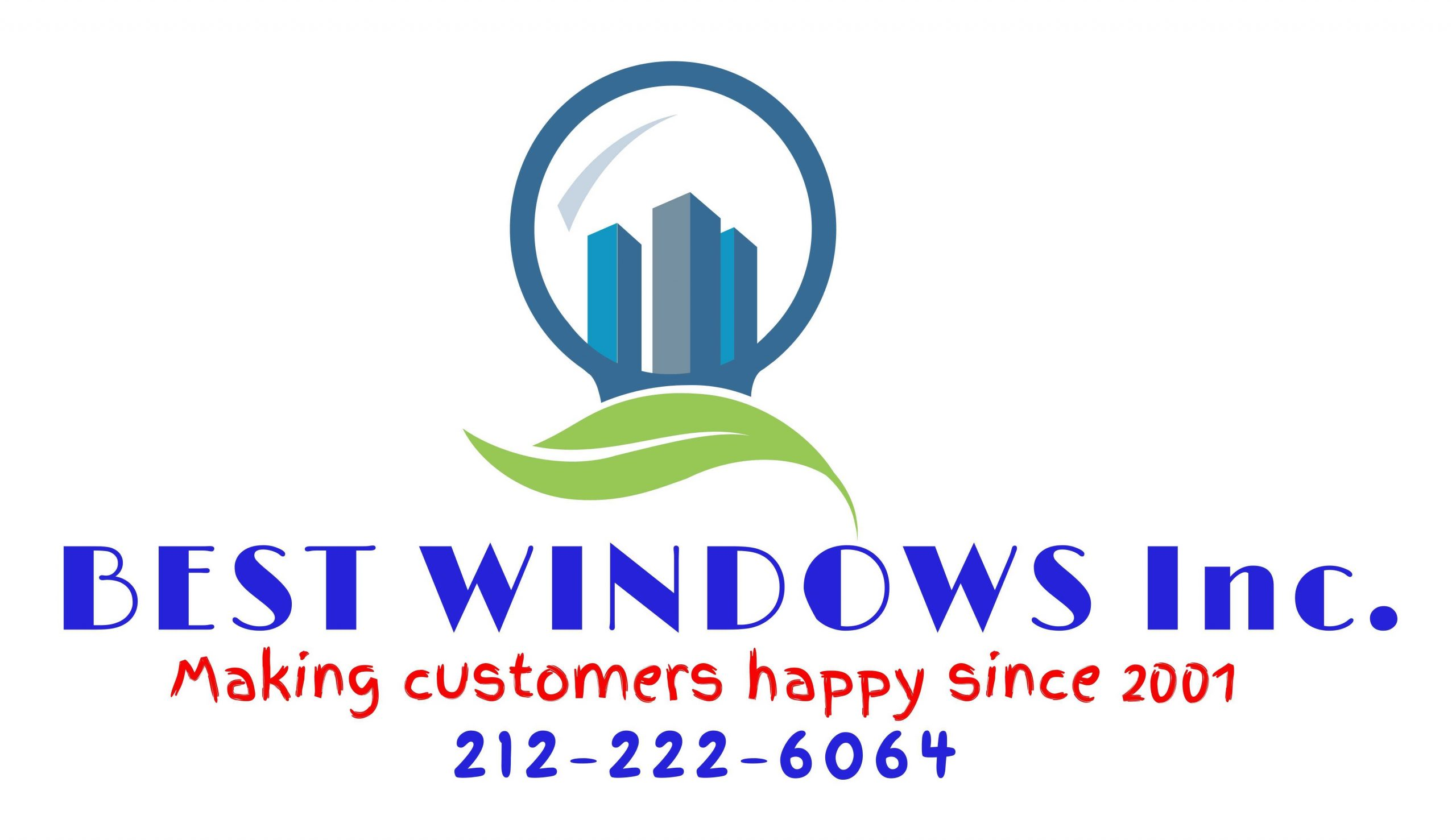 Best Windows Inc. Logo
